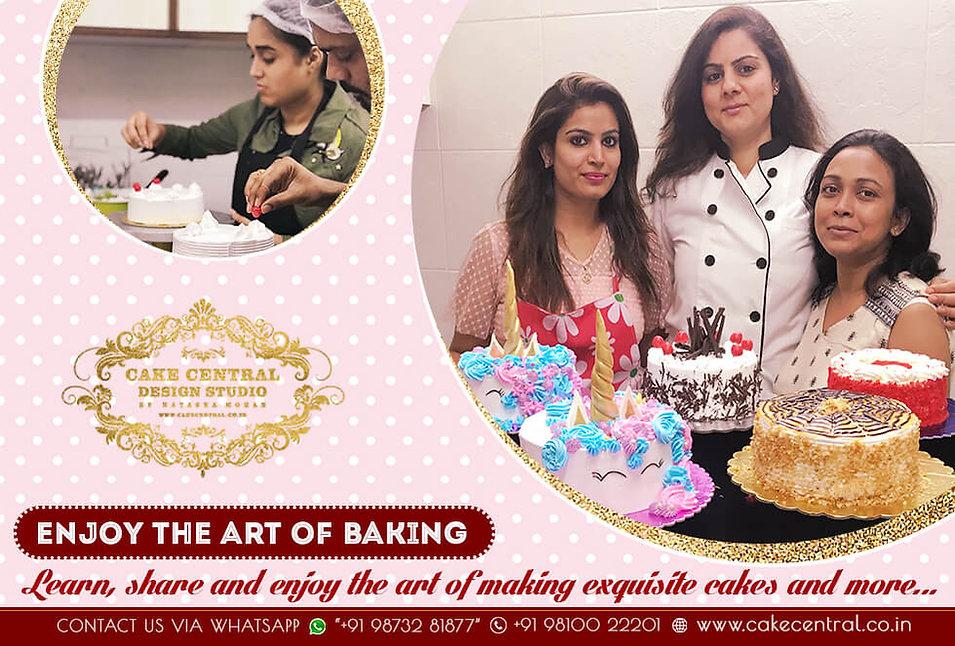 Baking Classes in Delhi