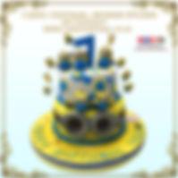 3D Designer Cartoon Cakes of Cake Central Design Studio