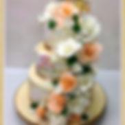 Retirement theme Designer Cake of Cake Central Design Studio.