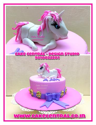 Unicorn Cake Delivery in Delhi , Noida , Gurgaon | Romantic Girl Friend Cake