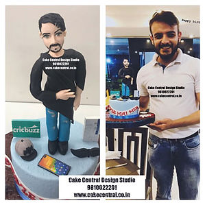 Birthday Cake for Husband in Delhi Online