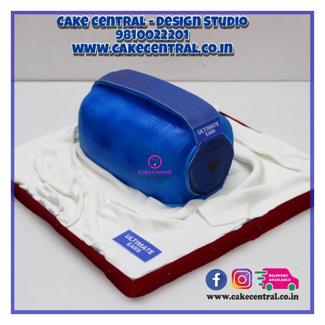 Corporate Brand Launch Cake Delhi, Gurgaon , Noida  | Brand Logo Cake Delhi | Cake Central - Premier Cake Design Studio , New Delhi , Delhi