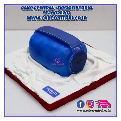 Corporate Brand Launch Cake Delhi, Gurgaon , Noida    Brand Logo Cake Delhi   Cake Central - Premier Cake Design Studio , New Delhi , Delhi