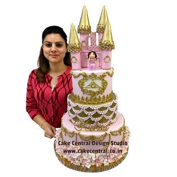 Best Castle Cake in Delhi Online