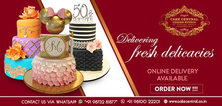 Online Cake Delivery -Delhi Gurgaon Noid