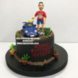 car_cake_for_friends_delh_online