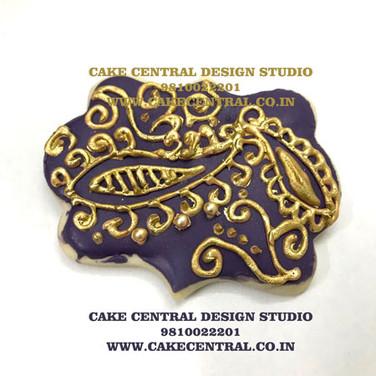 Custom Decorated Cookies in Delhi Online
