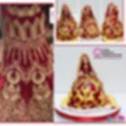 Bollywood Mehndi Cake Delhi Online