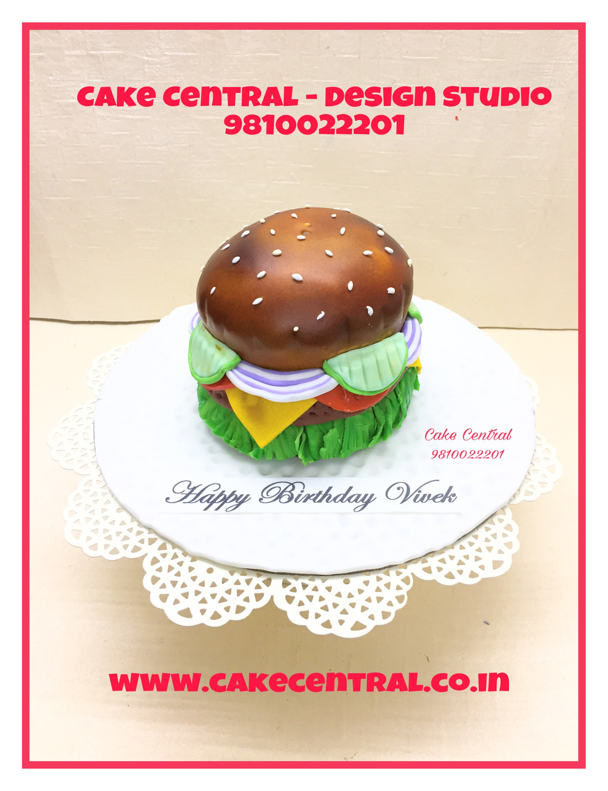 Birthday Cake Delivery In Gurgaon