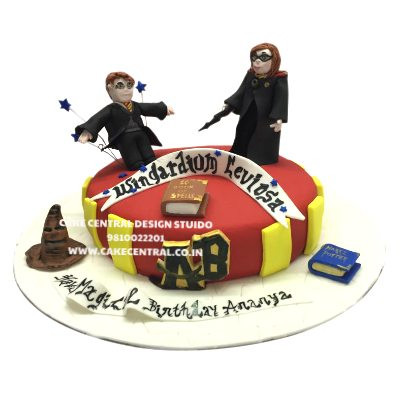 Unique Harry Potter Cake Delhi