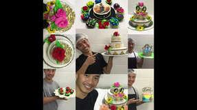 Professional Baking Classes & Courses Delhi ,Cookery  , Cake Decoration , Sugar & Fondant Craft Classes in Delhi , New Delhi