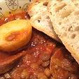 Chorizo and Green Lentils with New Season potatoes recipe