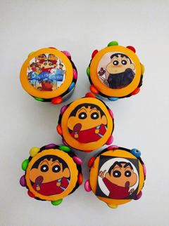 Ching Chang  Themed  Birthday CupCake By Cake Central - Premier Cake Design Studio . New Delhi
