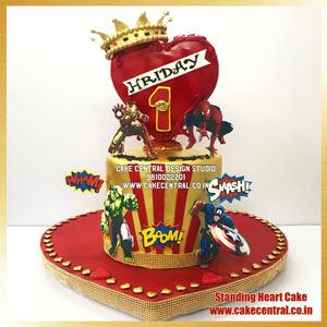 Avengers Birthday Cake in Delhi Online
