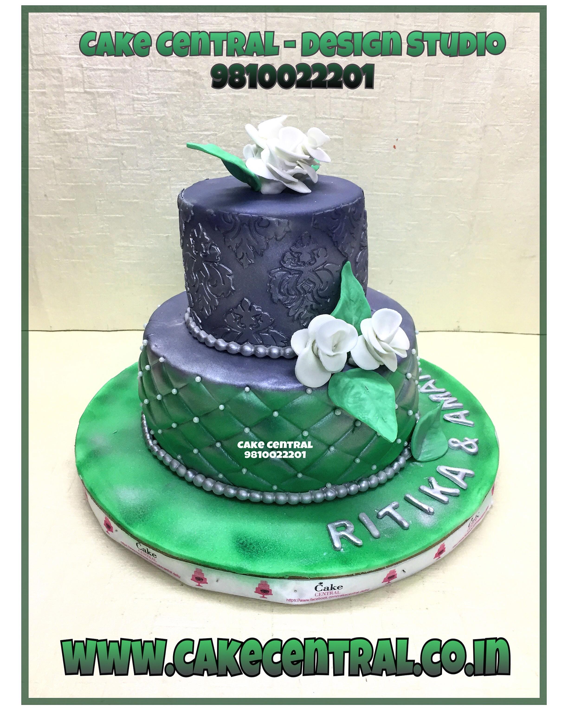 Online Designer Wedding Cakes Delhi