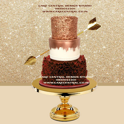 Romantic Cakes for Wife , Girl Friend in Delhi Online