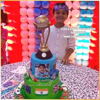 Cricket World Cup Cake Delhi Online