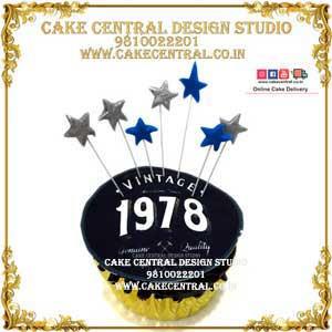 Birthday Cupcakes in Delhi Online
