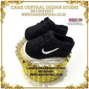 Nike Shoes theme Cupcakes Delhi