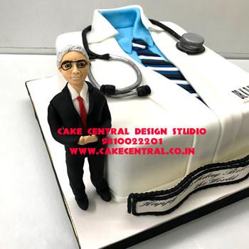 BIrthday Cake for Doctor in Delhi Online