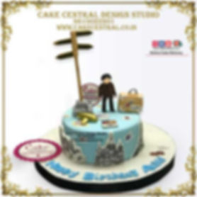 Tavel_theme_Birthday_Cake_Design_For_Boyfriend_Delhi_Online