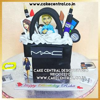 Makeup Cake Delhi Online