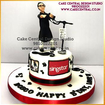 Music Cake in Delhi Online