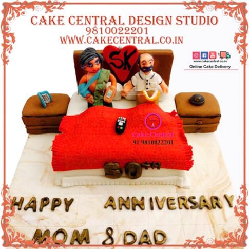 Love & Romance Cakes in Delhi Ncr Online