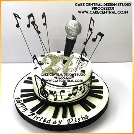 Music_Theme_Cake_Delhi_Online