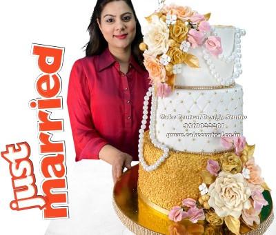 Best Cake Artist in Delhi Chef Natasha Mohan