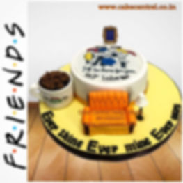 friends_couch _themed_Cake_Delh_Online
