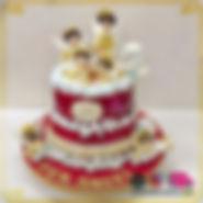 Heart & Romance Cusomised Cakes  of Cake Central Design Stuio in Delhi