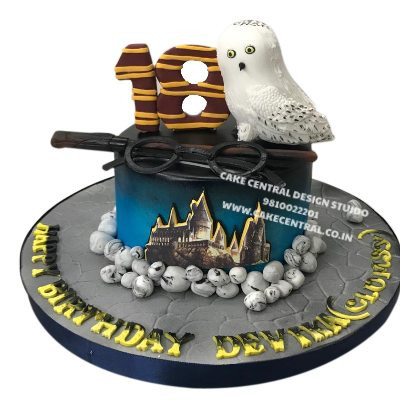 Best Harry Potter Cake Delhi , Noida , Gurgaon