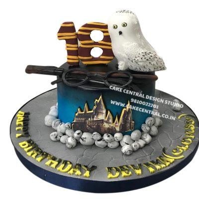 Best Harry Potter Cake Delhi , Noida , Gurgaon