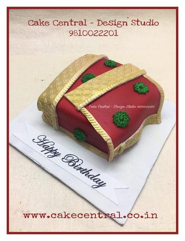 Saree Cake in Delhi NCR |