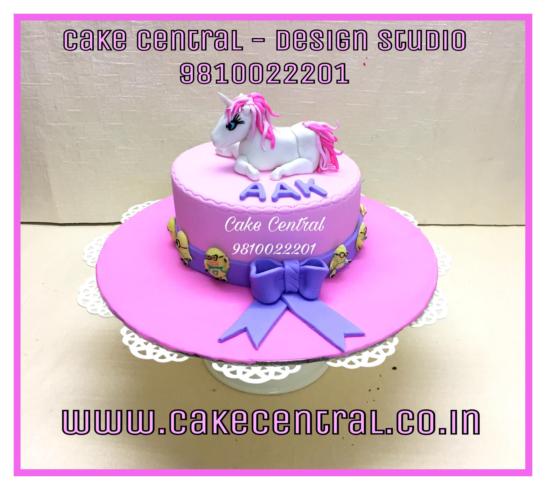 Unicorn Cake Delhi -1st Birthday