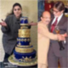 Best Wedding Cake Specialist in Delhi Chef Natasha Mohan