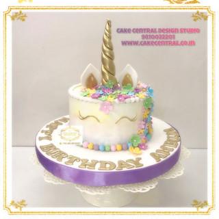 Pretty Unicorn Cake in Delhi Online