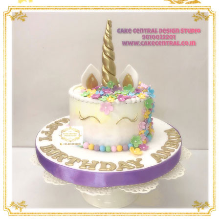 Pretty Unicorn Cake In Delhi Online