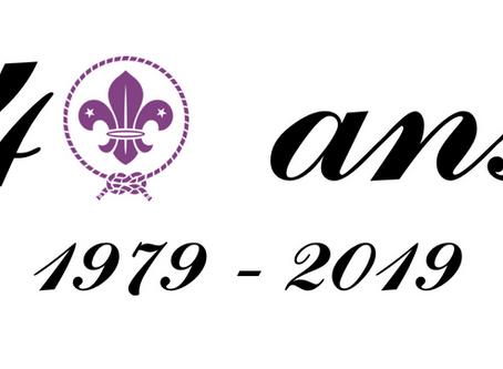40 ans Scouts de Neufvilles