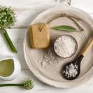 Соль для ванн и мыло