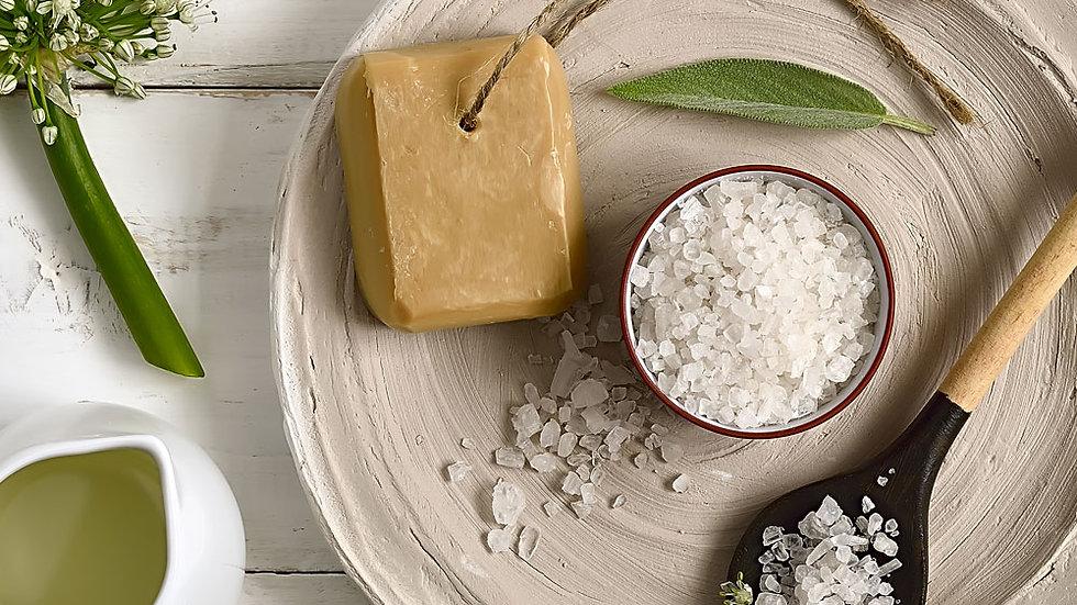 Bath & Foot Salt Soak