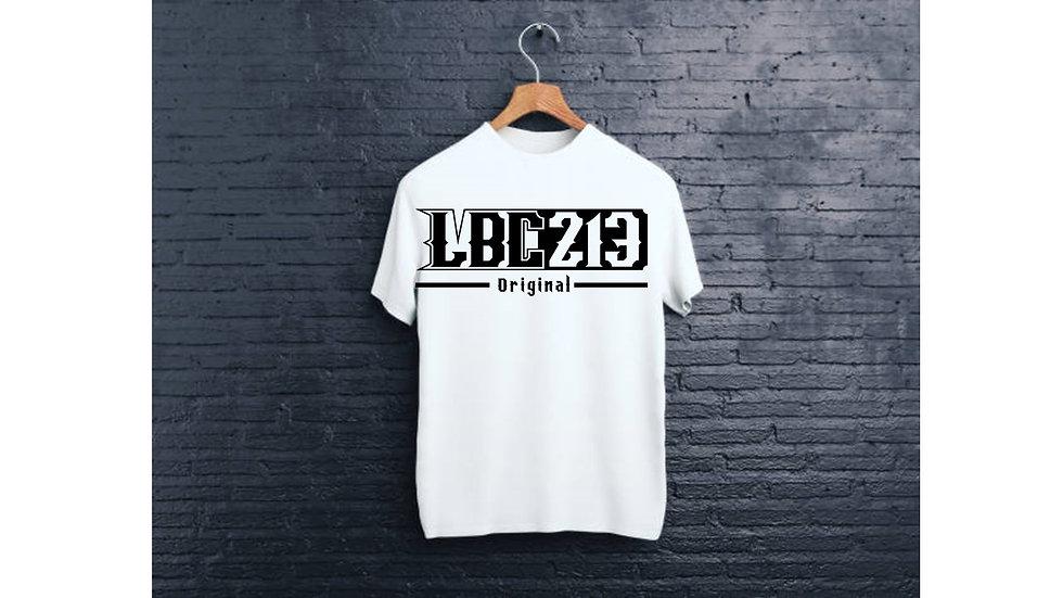 LBC213 TEE WHITE