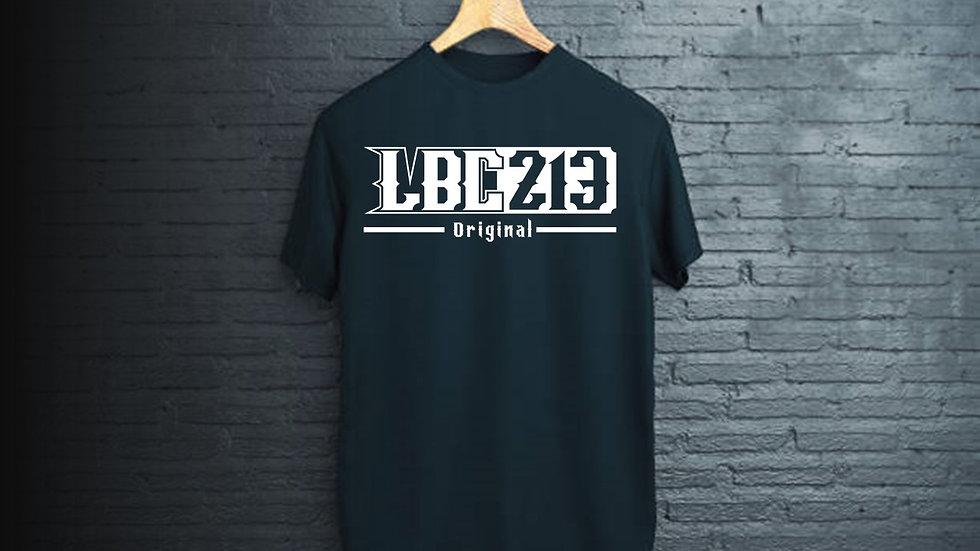 LBC213 TEE BLACK
