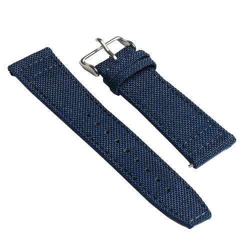 Navy Blue - Canvas Strap
