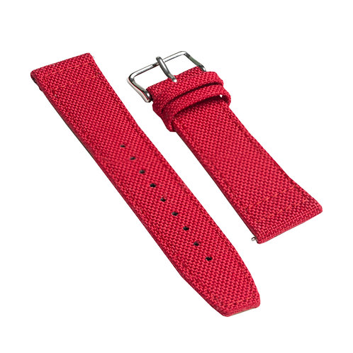 Red - Canvas Strap