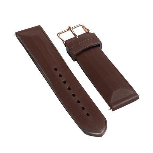 Brown - Silicone Strap