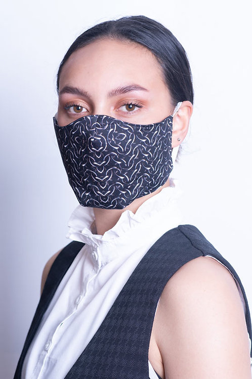 Chainmail Mask