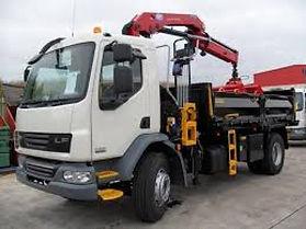 Grab Lorry