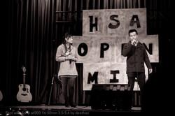 Hmong Student Association Open Mic